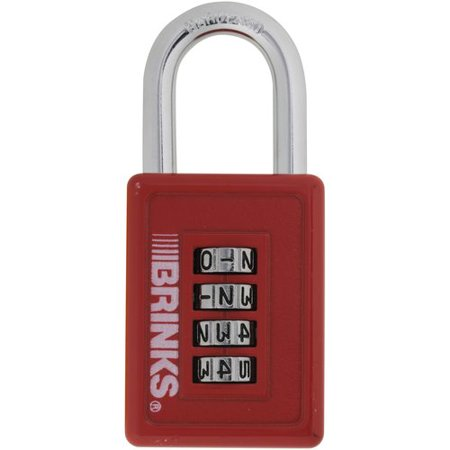 How do you use a combination lock?