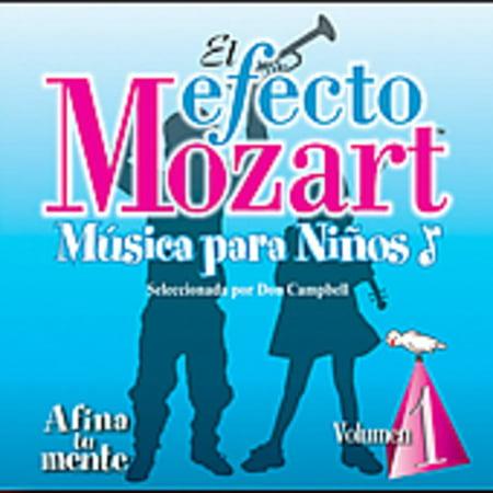 Efecto Mozart  Musica Para Ninos 1   Various