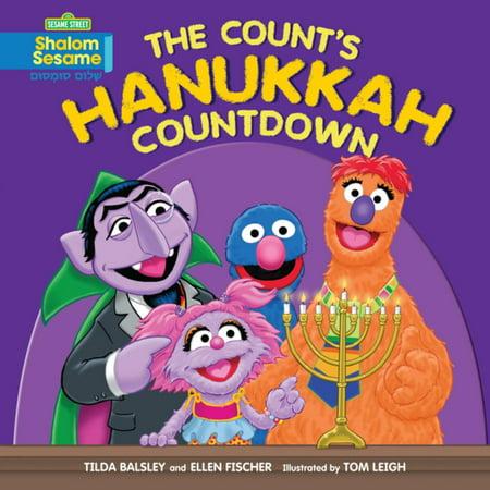The Count's Hanukkah Countdown - eBook](Hanukkah Countdown)