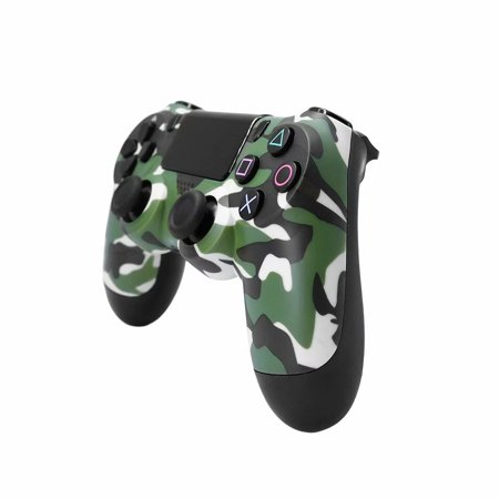 PS4 Controller Black Friday Wireless Bluetooth with USB cable for Sony Playstation 4(Camouflage) (Ps4 Usb Device)