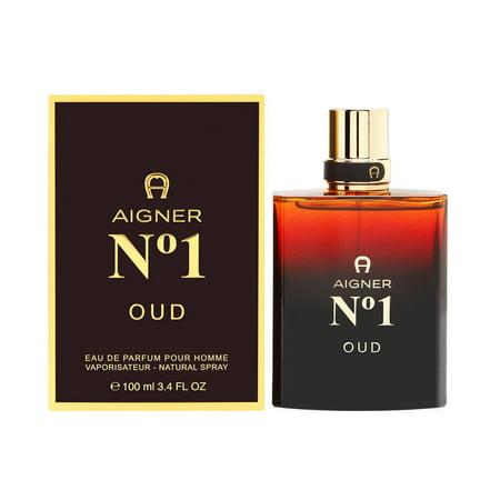 Aigner No. 1 Oud Pour Homme by Etienne Aigner 3.4 oz Eau de Parfum Spray - Etienne Aigner Private Number