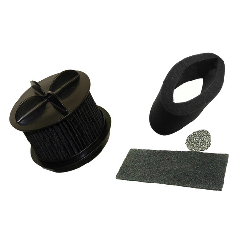 Crucial 3 Piece Bissell Style 10 Filter Set