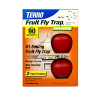 Terro Fruit Fly Traps, 2 Traps