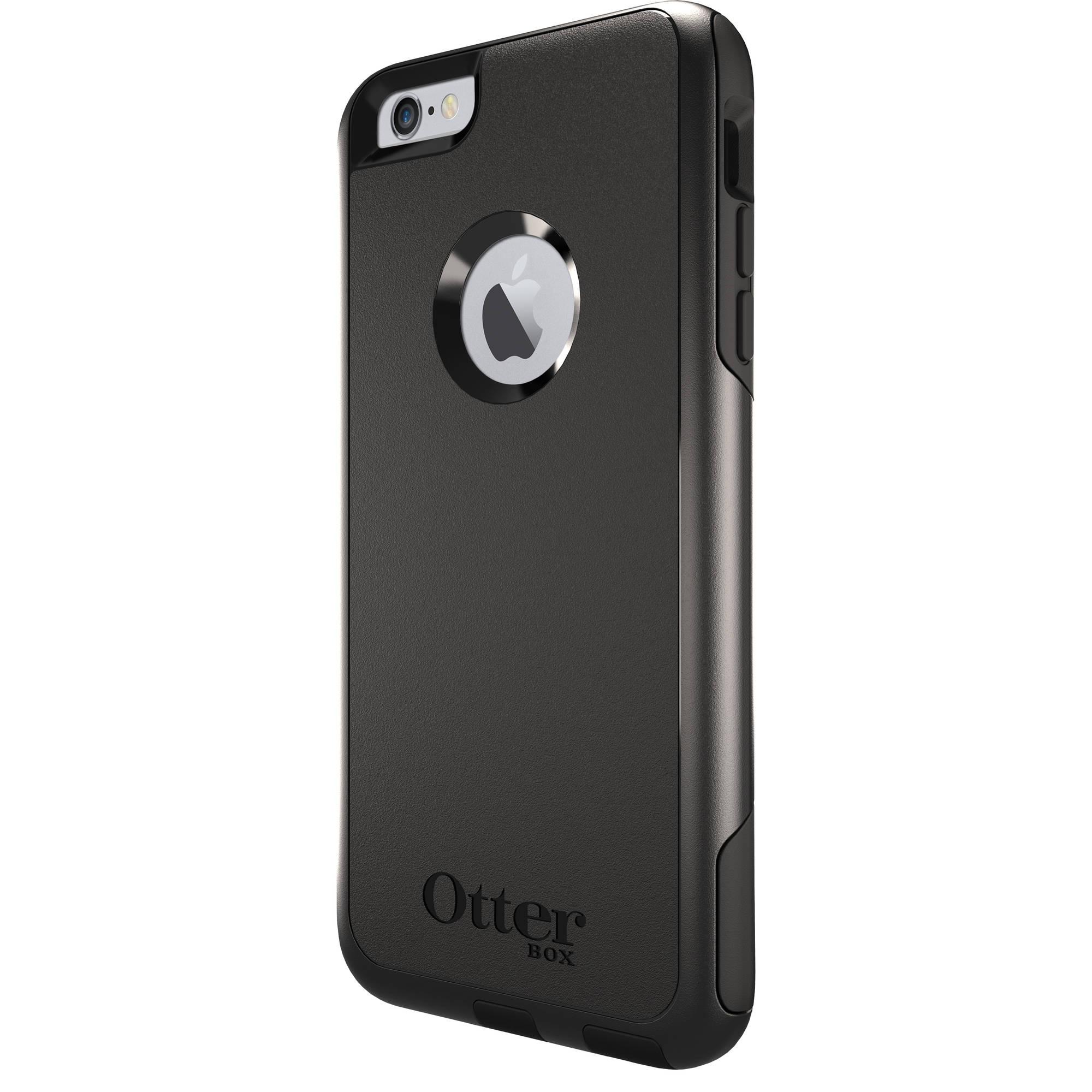 separation shoes cef3d 54a2e iPhone 6 plus Otterbox commuter case, black
