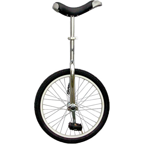 "20"" Cycle Force Uno Unicycle, Red"