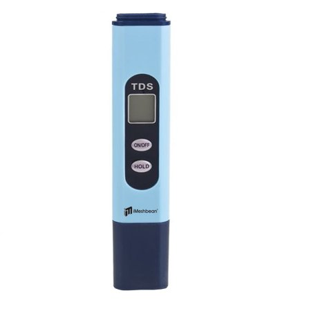 Imeshbean Digital Lcd Tds Meter Tester Pen Type Water Testing Meter Auto Shut Off With Free Battery And Leather Case Usa