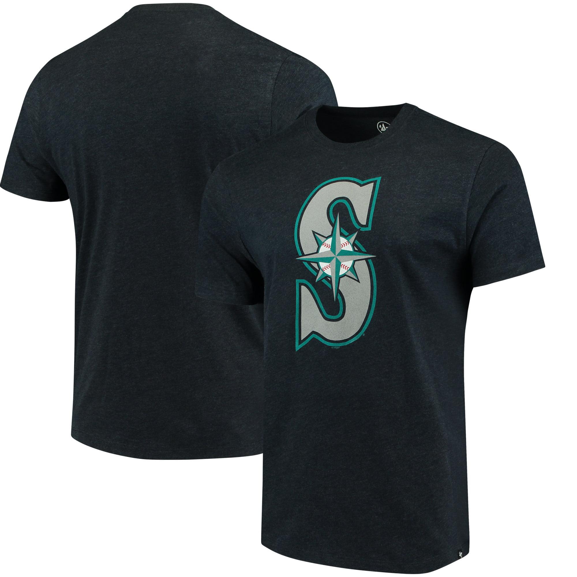 Seattle Mariners '47 Club T-Shirt - Navy