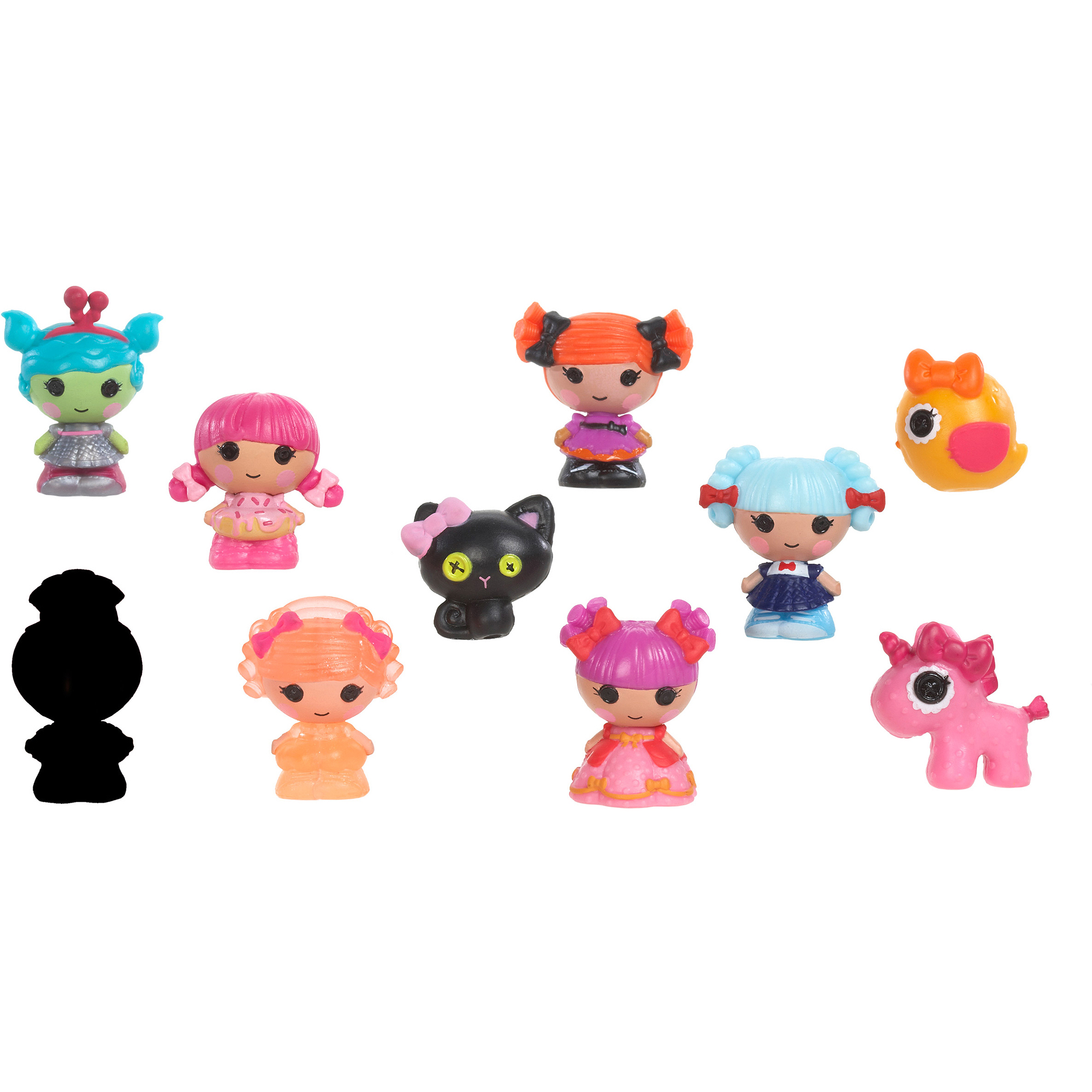 Lalaloopsy Tinies 10-Pack, Style 3