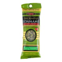 Seapoint Farms Edamame - Dry Roasted - Spicy Wasabi - 1.58 Oz - Pack of 12