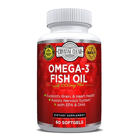 Omega 3 fish oil pills burpless blend 60 capsules for What are fish oil pills good for