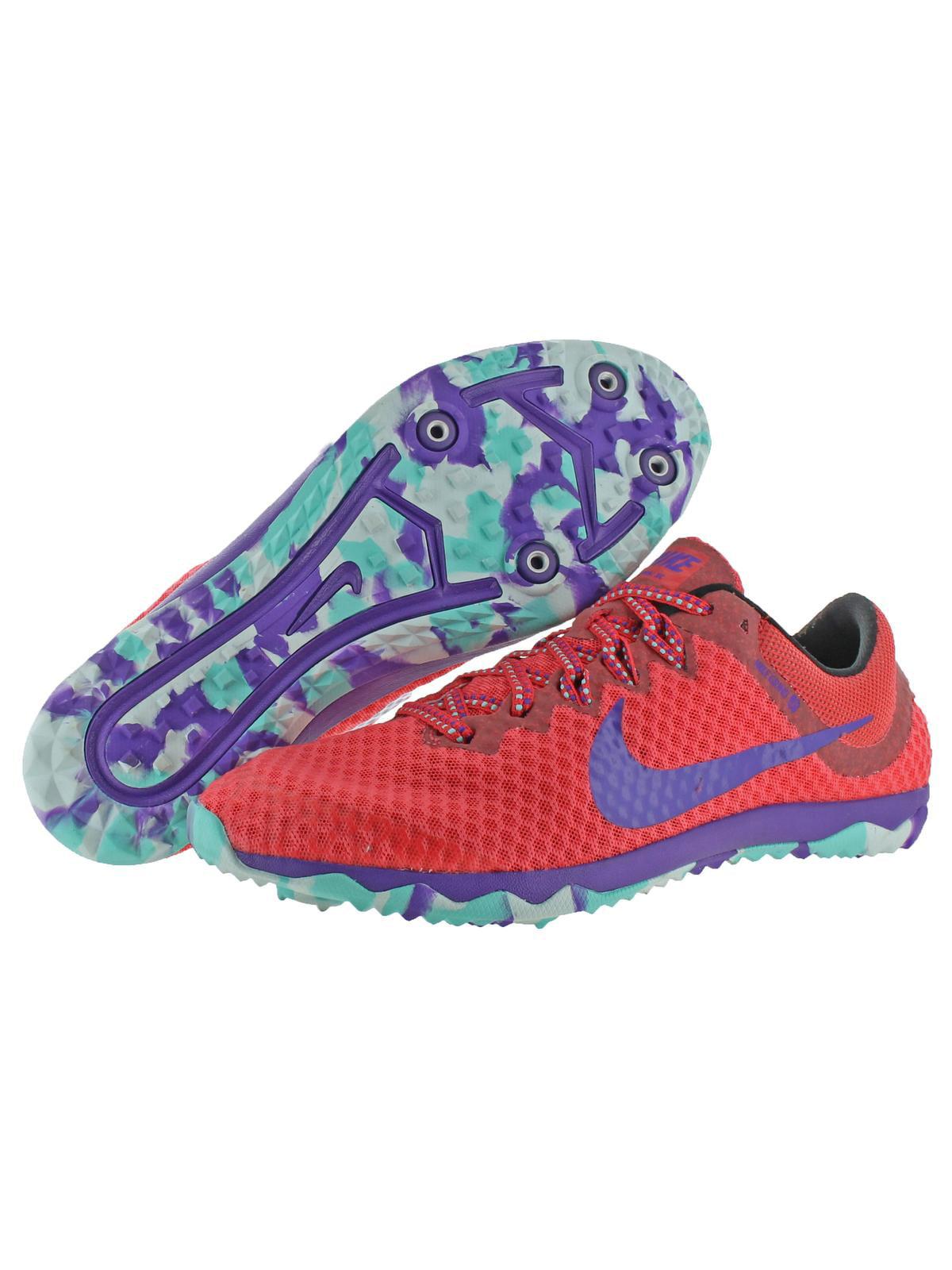 Nike Womens Rival XC Lightweight Athletic Running Shoes Pink 8 Medium (B,M)