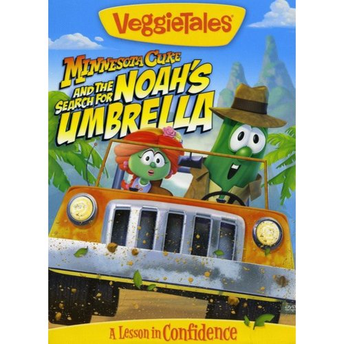 VeggieTales: Minnesota Cuke And The Search For Noah's Umbrella (Full Frame)