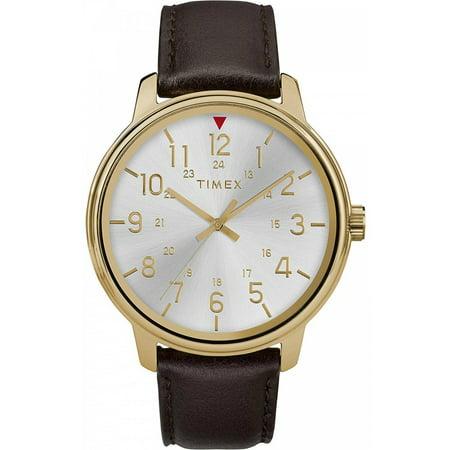 Timex TW2R85600 Men's Analog Watch Mens Timex Analog Dress Watch