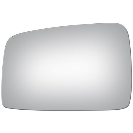 Burco 4113 Driver Side Replacement Mirror Glass for 2005-2010 Kia Sportage