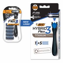 Razor Blades: BIC Flex 3 Hybrid