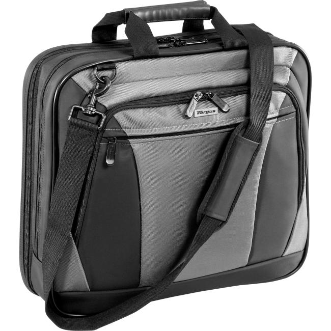"Targus 15"" CityLite Notebook Case (Black/Grey), CVR400"