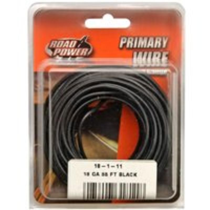 Wire Elec 18Awg Cu 33Ft Cd PVC Coleman Cable Wire 18-1-11 Copper 085407318118