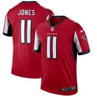 4bc47436b Product Image Julio Jones Atlanta Falcons Nike Legend Jersey - Red