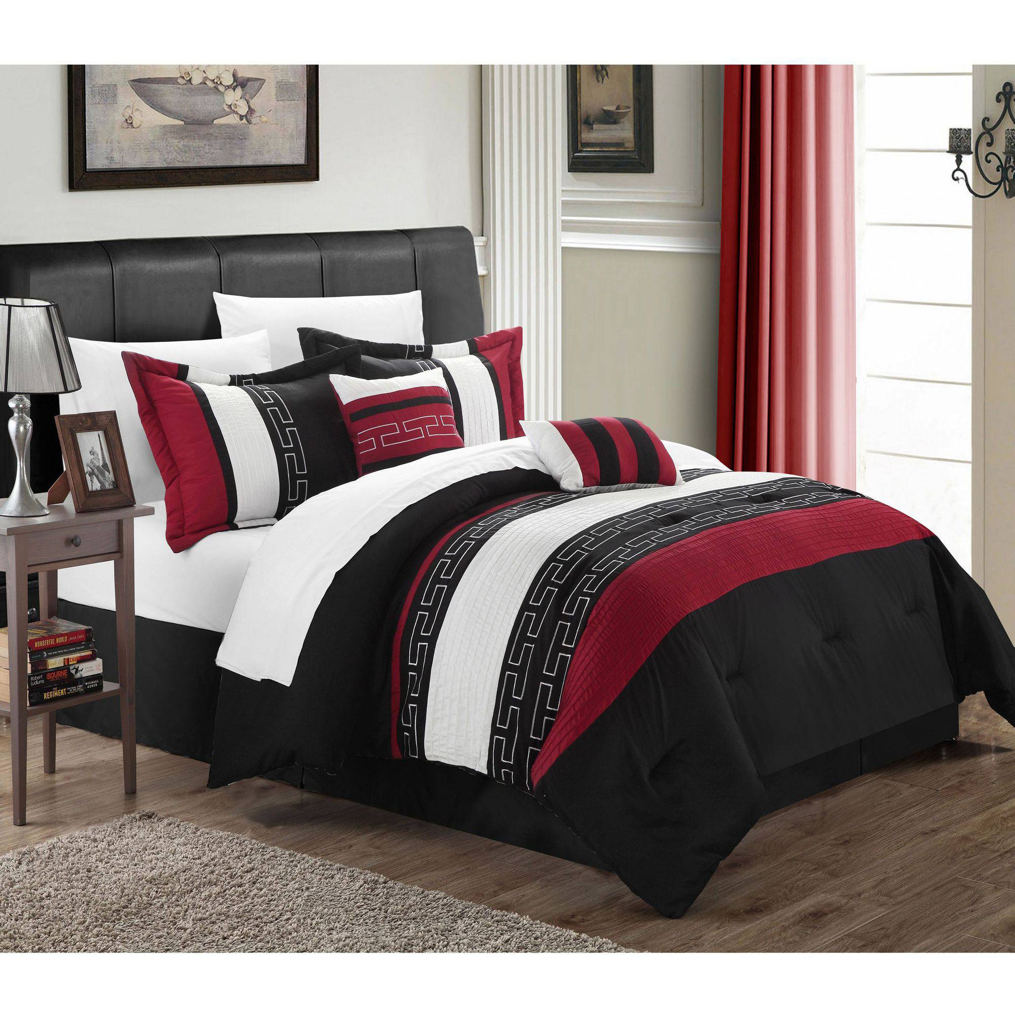 Chic Home Caleb 6-Piece Comforter Set