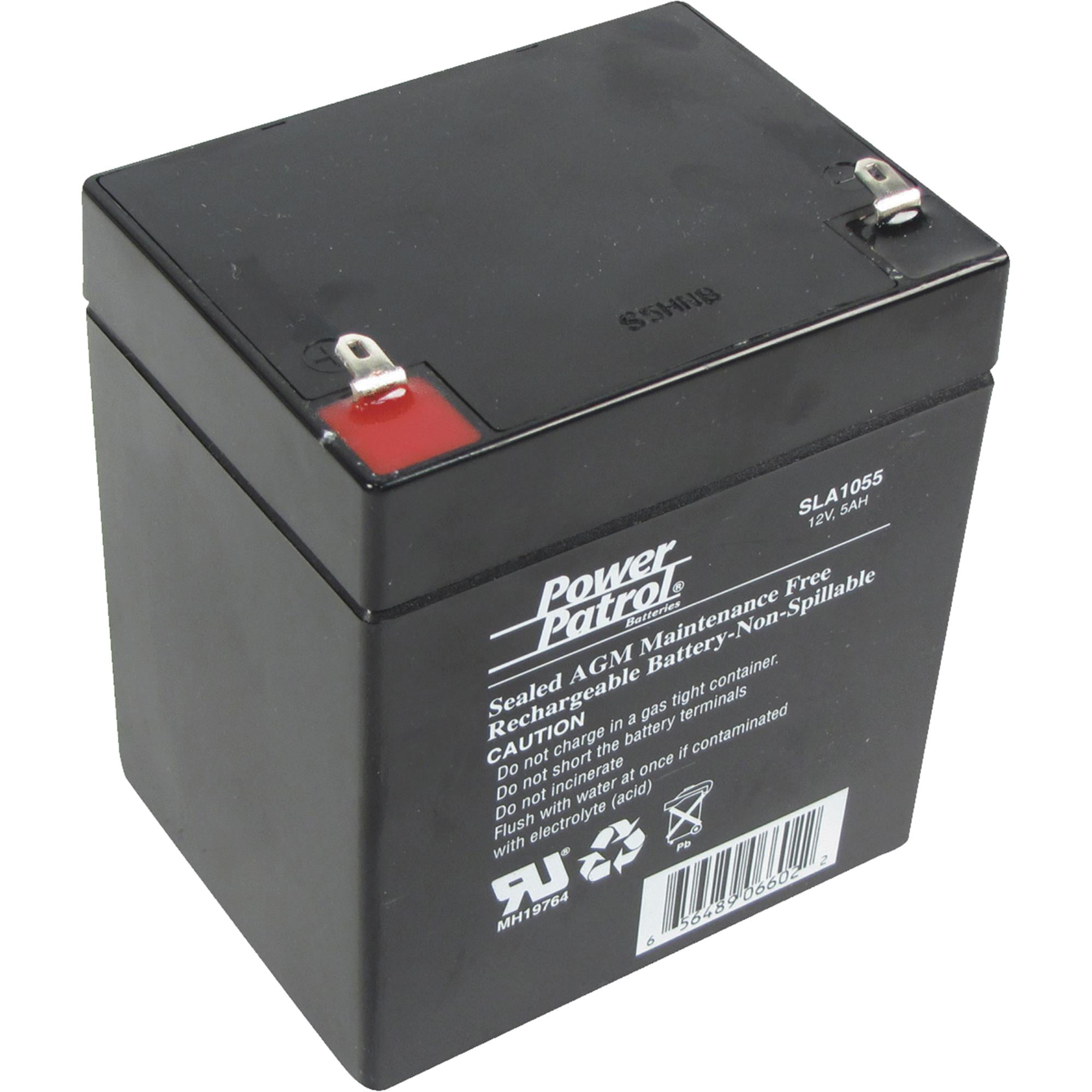 Rechargeable Power Patrol SLA-1055 Replacement Battery