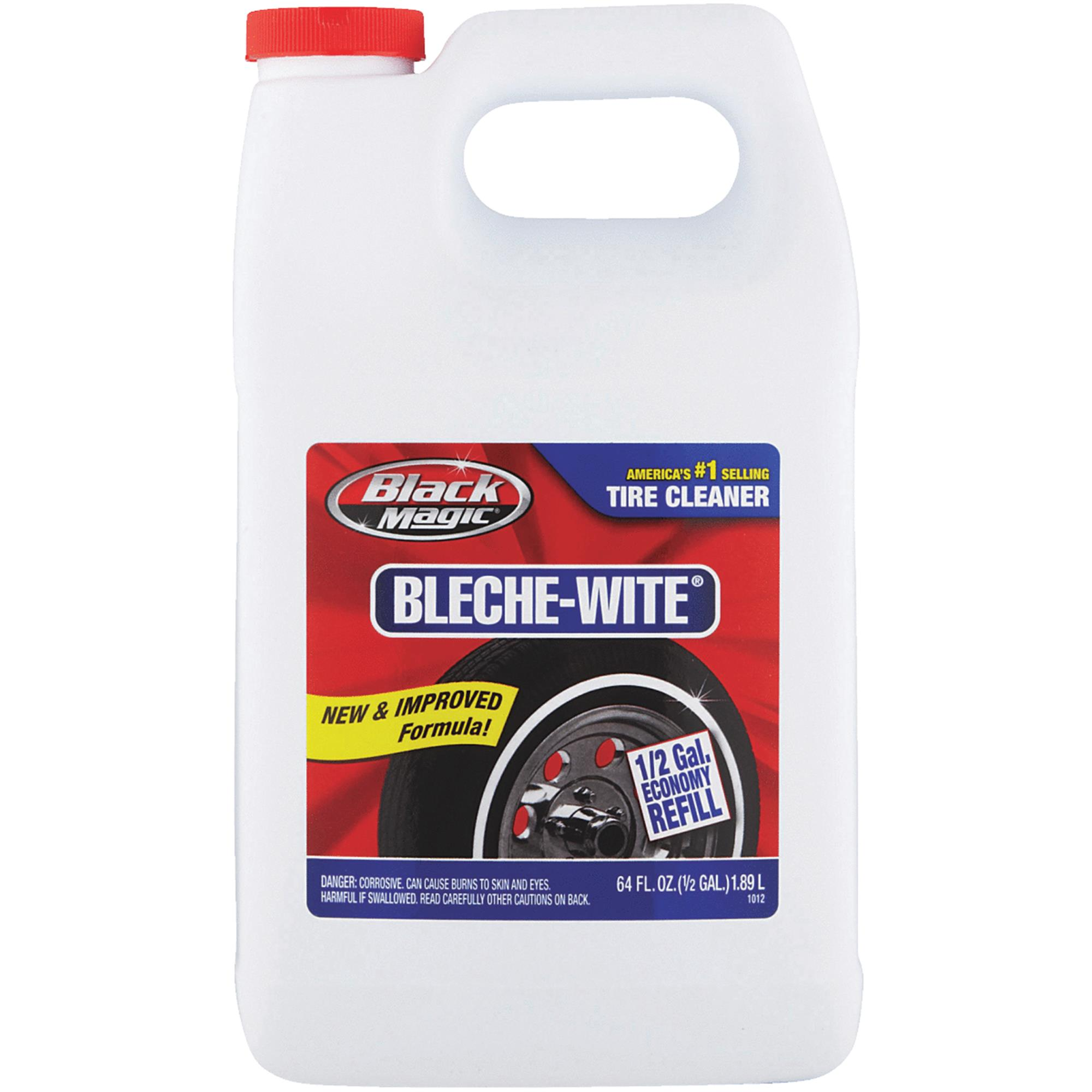BLACK MAGIC BLECHE-WITE Tire Cleaner