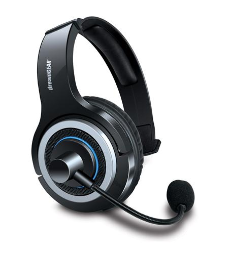 dreamGEAR PS4 Prime Solo Gaming Headset (PS4)