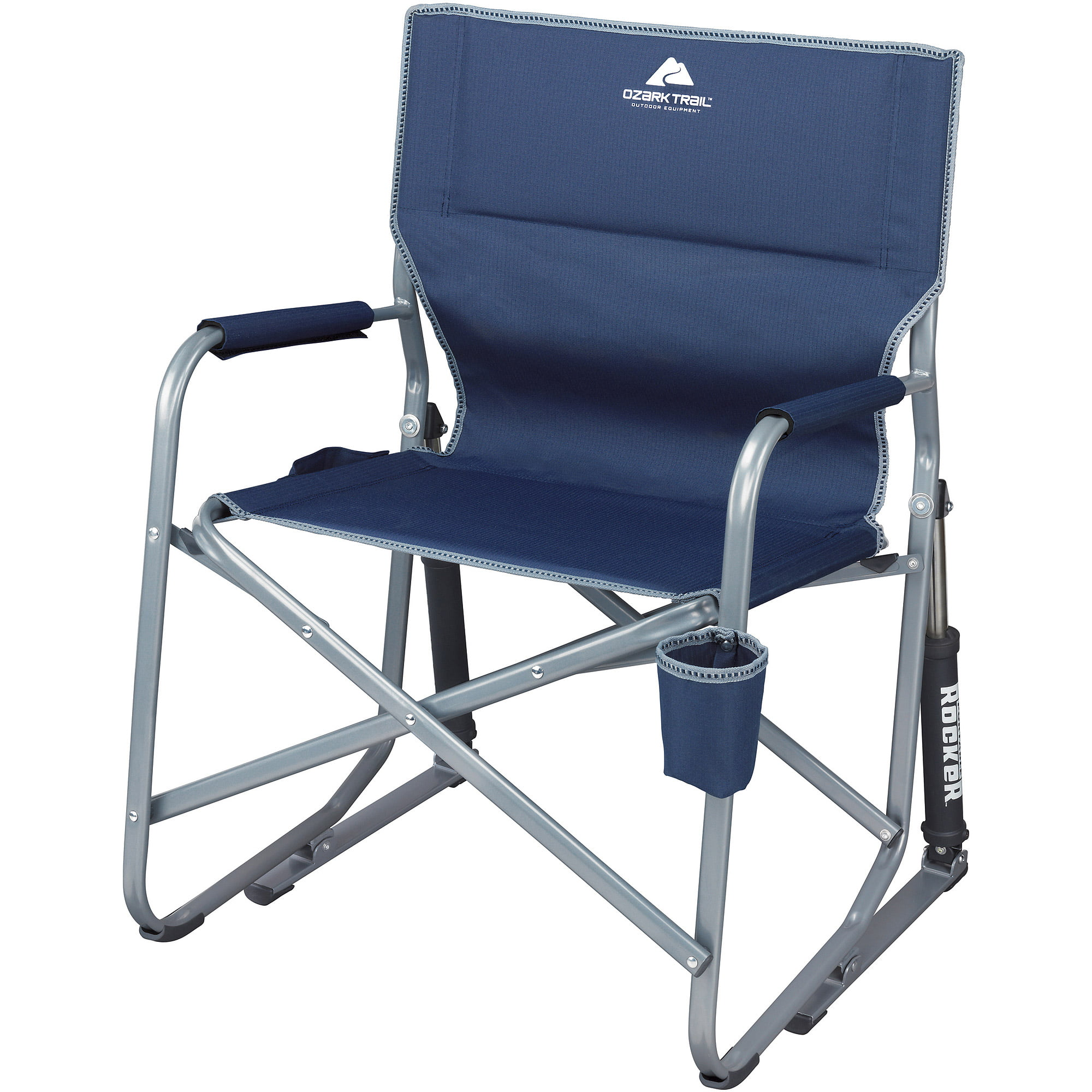 Ozark Trail Portable Rocking Chair Walmart – Folding Rocking Lawn Chairs