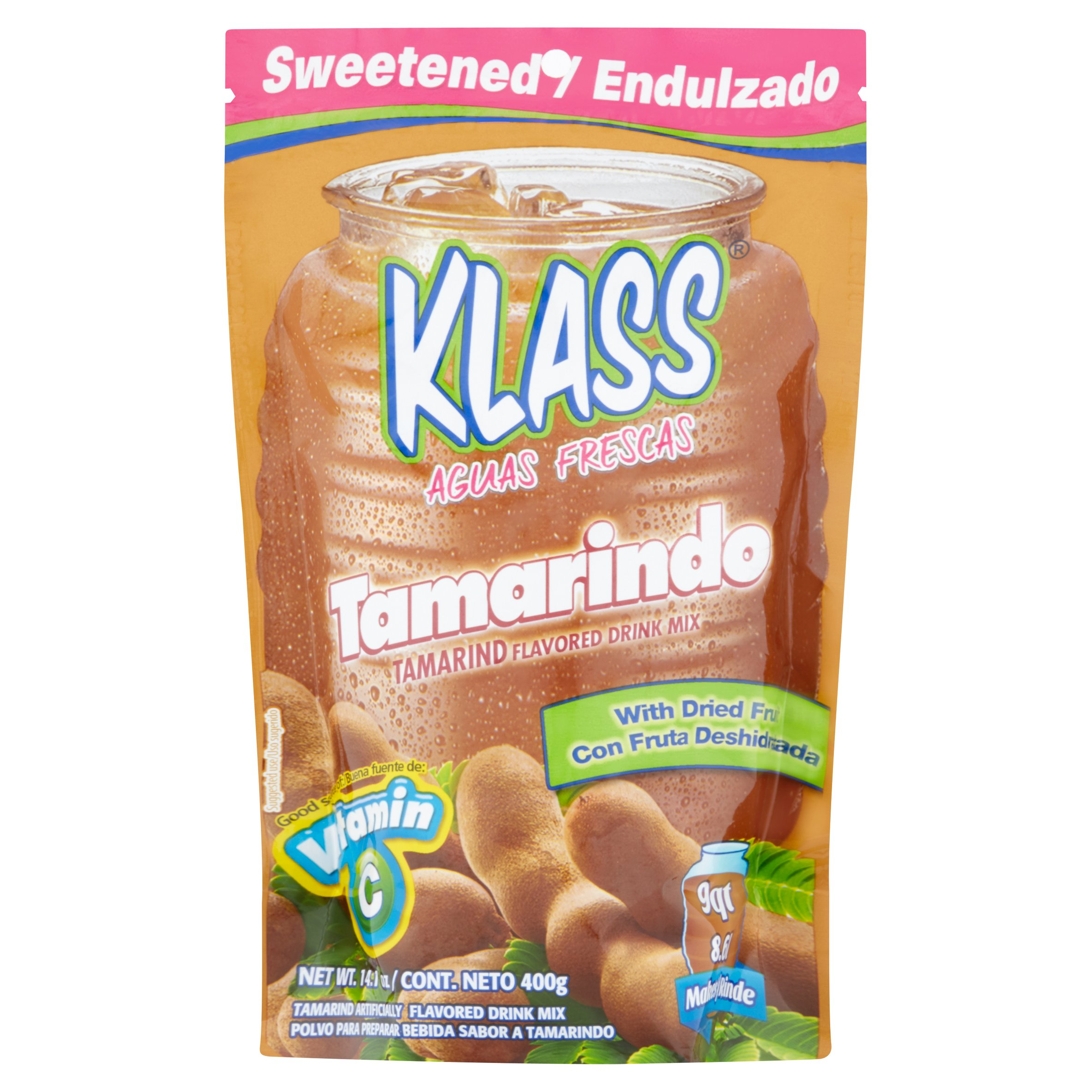 Klass Tamarind Flavored Drink Mix, 14.1 oz