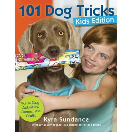 101 Dog Tricks, Kids Edition : Fun and Easy Activities, Games, and Crafts - Fun And Easy Halloween Crafts