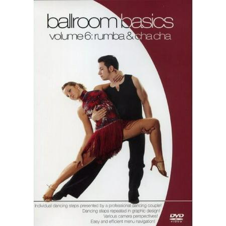 Ballroom Basics 6  Rumba   Cha Cha