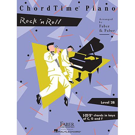 Chordtime Piano Rock 'n' Roll : Level 2b - Old Piano Roll