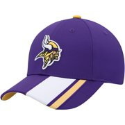 Minnesota Vikings Youth Sport Tech Snapback Hat - Purple - OSFA