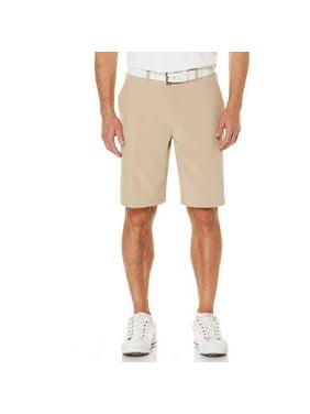 Ben Hogan Men's Performance Golf Shorts, Active Flex Flat front with 4-Way Stretch