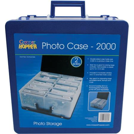 Walmart Credit Card Review >> Cropper Hopper Photo Case-13.25 Inch X 12.75 Inch X 6 Inch ...