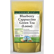 Blueberry Cappuccino Green Tea (Loose) (8 oz, Zin: 544579)