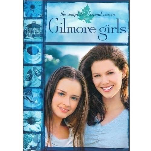 GILMORE GIRLS-COMPLETE 2ND SEASON (DVD/6 DISC/VIVA PKG)