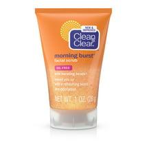 Facial Cleanser: Clean & Clear Morning Burst Facial Scrub