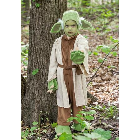 Star Wars Kids Yoda Costume - image 4 of 6