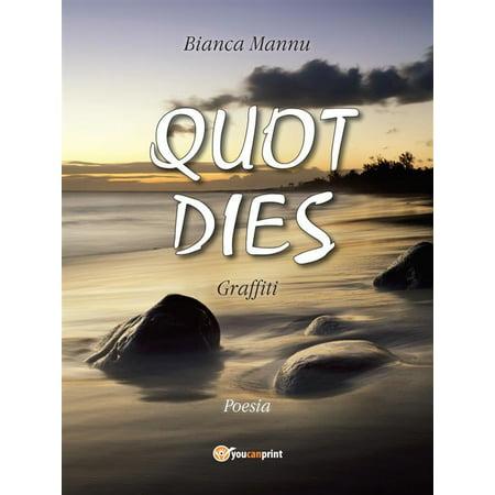 Quot dies - eBook (Quot Checkerboard)