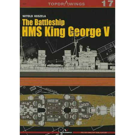 Hms Hood Battleship - The Battleship HMS King George V