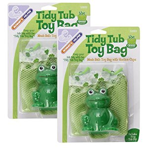 Mommy's Helper Tidy Tub Toy Bag, 2 Pack