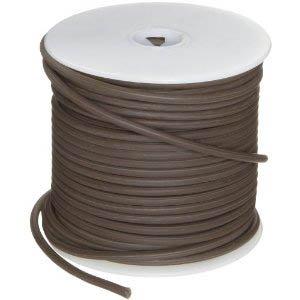 18 Ga. Brown Abrasion-Resistant General Purpose Wire (GXL) - (50 feet)