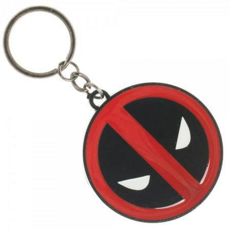 Key Chain - Marvel - Deadpool Metal New Licensed ke2c91mvu - Deadpool Colors