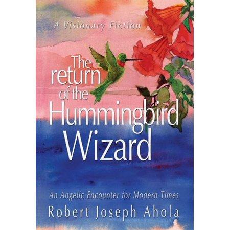 Modern Wizard (The Return of the Hummingbird Wizard: An Angelic Encounter for Modern Times - eBook )