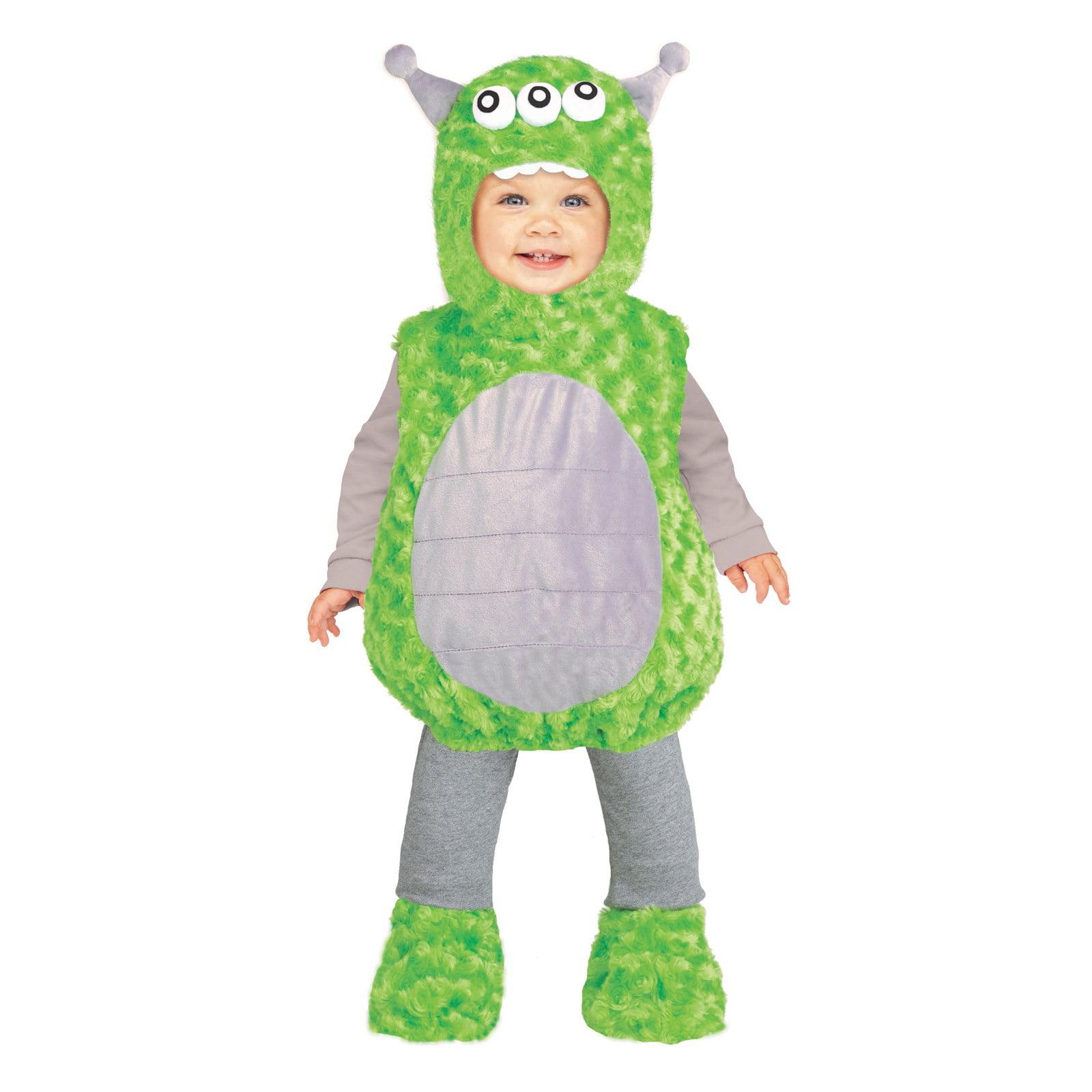 Lil' Alien Infant Costume
