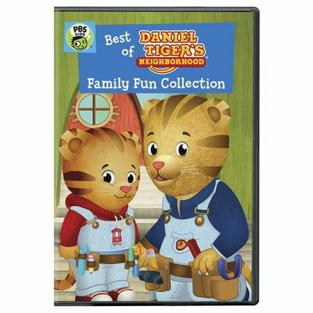 Daniel Tiger's Neighborhood: Family Fun Collection (DVD) - Best Fun Halloween Movies
