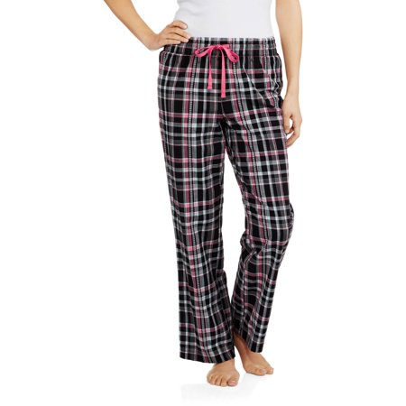 Secret Treasures Essentials Women's Poplin Woven Sleep Pants with Drawstring