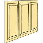 Dollhouse Dpb323  Wainscot Panels