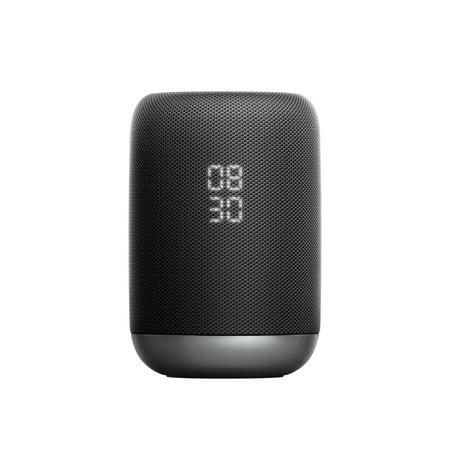 Sony Smart Speaker LFS50G with Google Assistant Built in - Black