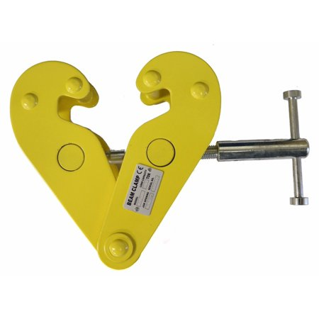 V-Lift Industrial I-Beam 5-Ton Beam Clamp 11,023 lb 3.25